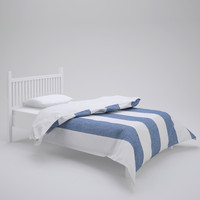 3d model duvet soft furnishings