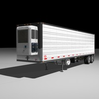 42 dorsey semi trailer 3ds