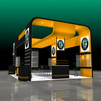 Exhibit Booth Design 021