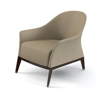 Giorgetti 51050 Normal Armchair