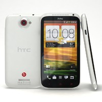 3d model of htc x polar white