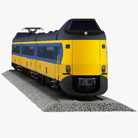 icm class 4000 3d model