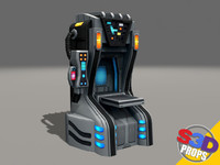 Sci-fi Replicator