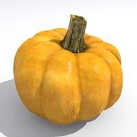 3dsmax pumpkin