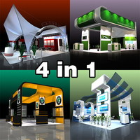 3d 4 designed exhibitions trade