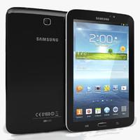 Samsung Galaxy Tab 3 7.0 P3210 Black