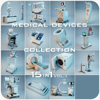 Medical Devices Collection 15 in 1