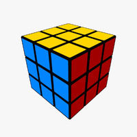 3ds max rubiks cube s