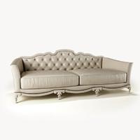 3d model sofa napoleon