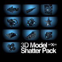 Shatter Model Pack
