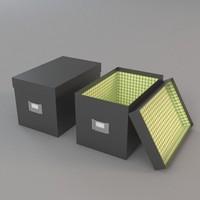 3d deco boxes