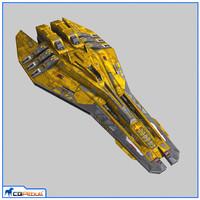 StarShip / Escort V2