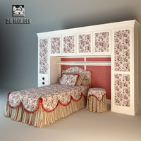Batticuore Bedroom Halley