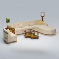 maya living room furniture
