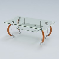 3d center table 06
