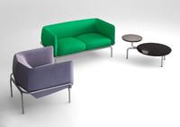 3ds max sofa armchair