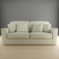 Sofa modern two seater