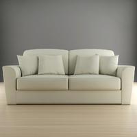 max sofa beethoven modeled