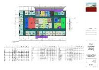 3d medical building model