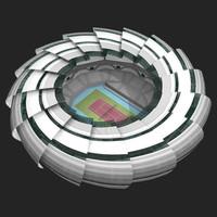 3d model arena