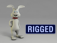 Bunny (Rigged)