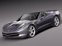 3d 2013 2014 muscle car