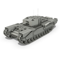 Churchill Infantry Tank MK.III