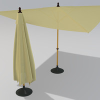Square Patio Umbrella