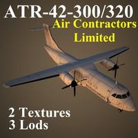 3d atr-42-300 abr
