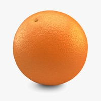 orange resolution photorealistic 3ds free