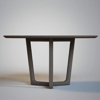 3d poliform - concorde table