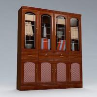 3ds breakfront cabinet