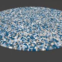 carpet rugs 3d max