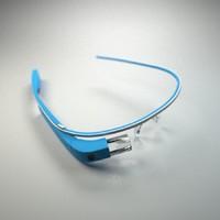 3d google glass gl