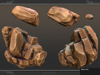 x set modular rocks