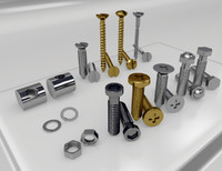 Screw, Nut & Bolt Kit