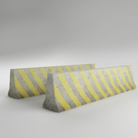 traffic barrier concrete max