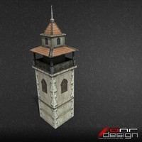 max eastern medieval tower ready
