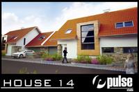 3dsmax family house 14