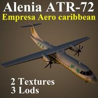 3d alenia crn model