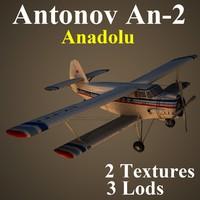 3ds max antonov 2