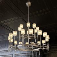 3d model aureole chandelier