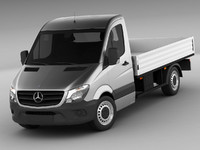 mercedes sprinter pick 3ds