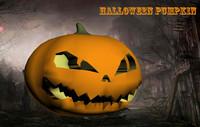 max halloween pumpkin