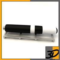 3d ugm-133 trident ii
