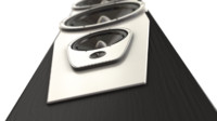 3d model loudspeaker center surround