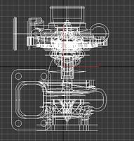 maya turbo turbocharger