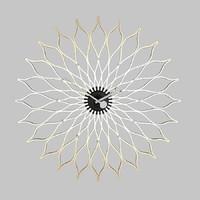 3d max clock sunflower nelson g