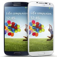 samsung i9500 galaxy s4 3d model