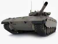 3d merkava mk 2 tanks model